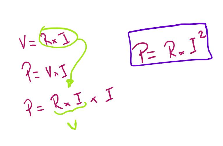 kW - P = ri2 - vinicius ayrao